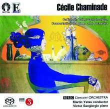 """Cecile Chaminade (1857-1944): Ballet symphonique op. 37 """"Callirhoe"""", Super Audio CD"""