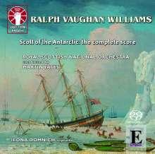 Ralph Vaughan Williams (1872-1958): Scott of the Antarctic (Komplette Filmmusik), SACD
