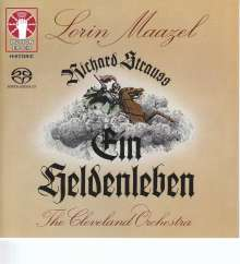 Richard Strauss (1864-1949): Ein Heldenleben, Super Audio CD