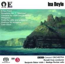 "Ina Boyle (1889-1967): Symphonie Nr. 1 ""Glencree"", Super Audio CD"