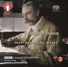Edward Elgar (1857-1934): Orchesterwerke, SACD
