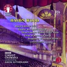 Haydn Wood (1882-1959): Orchesterwerke, SACD