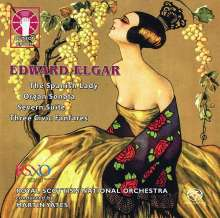 Edward Elgar (1857-1934): Orgelsonate Nr.1 G-Dur op.28 (Orchesterversion von Gordon Jacob), SACD