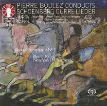 Arnold Schönberg (1874-1951): Gurre-Lieder für Soli,Chor & Orchester, 2 Super Audio CDs