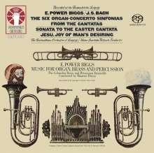 Musik für Orgel,Bläser & Percussion, SACD