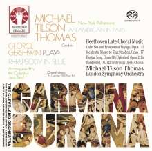 Carl Orff (1895-1982): Carmina Burana, 2 Super Audio CDs