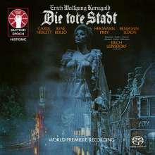 Erich Wolfgang Korngold (1897-1957): Die tote Stadt, 2 Super Audio CDs
