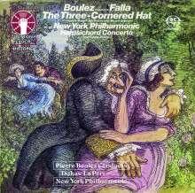 Manuel de Falla (1876-1946): Der Dreispitz (Gesamtaufnahme), Super Audio CD