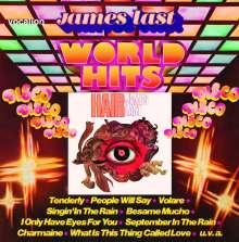 James Last: World Hits / Hair, 2 CDs