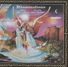 Alice Coltrane & Carlos Santana: Illuminations, SACD