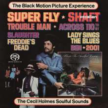 Filmmusik: The Black Motion Picture Experience / Music For Soulful Lovers (The Cecil Holmes Soulful Sounds), SACD