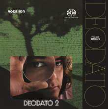 Deodato (geb. 1943): Prelude & Deodato 2, SACD