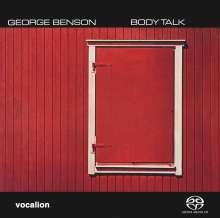 George Benson (geb. 1943): Body Talk, SACD