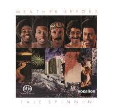 Weather Report: Tale Spinnin', SACD