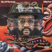 Billy Paul (Soul): 360 Degrees Of Billy Paul / War Of The Goods, 2 SACDs