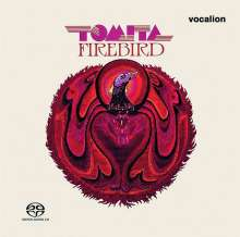 Tomita - Firebird (Electronically created by Tomita), SACD
