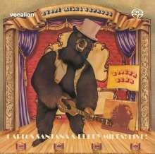 Carlos Santana & Buddy Miles: Booger Bear: Carlos Santana & Buddy Miles Live!, 2 Super Audio CDs
