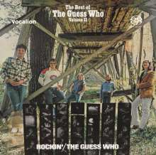 The Guess Who: Rockin' / The Best Of The Guess Who Volume II, Super Audio CD