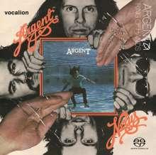 Argent: Deep / Nexus / Ring Of Hands, 2 Super Audio CDs