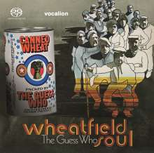 The Guess Who: Wheatfield Soul / Canned Wheat, SACD