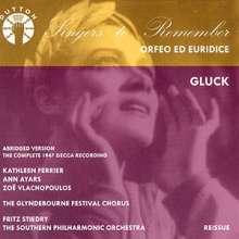 Christoph Willibald Gluck (1714-1787): Orpheus & Eurydike (Ausz.), CD