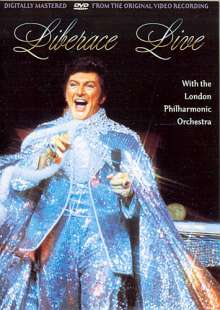 Liberace: Live With The London Philharmonic Orchestra, DVD