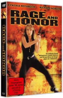 Rage and Honor, DVD