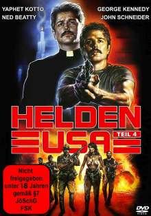 Helden USA 4, DVD