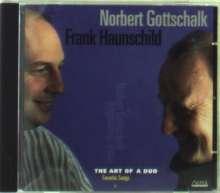 Norbert Gottschalk & Frank Haunschild: The Art Of A Duo, CD