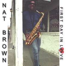 Nat Brown: First Day In Love, CD