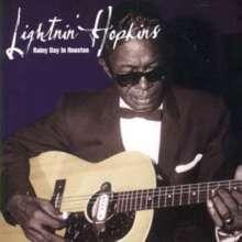 Sam Lightnin' Hopkins: Rainy Day In Houston, CD