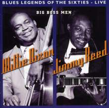 Willie Dixon & Jimmy Reed: Big Boss Men: Live 1971 - 1972, CD