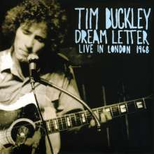Tim Buckley: Dream Letter - Live In London 1968, 2 CDs