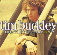 Tim Buckley: Live At The Troubadour 1969, CD