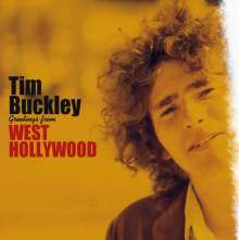 Tim Buckley: Greetings From West Hollywood, 2 LPs