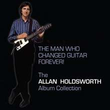 Allan Holdsworth (1946-2017): The Man Who Changed Guitar Forever!: The Allan Holdsworth Album Collection, 12 CDs