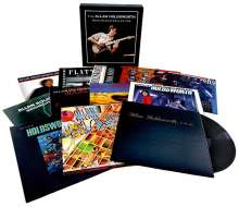 Allan Holdsworth (1946-2017): Allan Holdsworth Solo Album Collection (180g) (Limited-Edition), 12 LPs