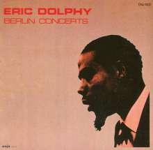 Eric Dolphy (1928-1964): Berlin Concerts, CD