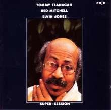 Tommy Flanagan (Jazz) (1930-2001): Super Session, CD