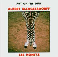 Albert Mangelsdorff & Lee Konitz: Art Of The Duo, CD