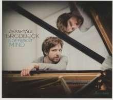 Jean-Paul Brodbeck (geb. 1974): A Different Mind, CD