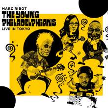 Marc Ribot (geb. 1954): The Young Philadelphians (Live In Tokyo), LP