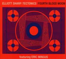 Elliott Sharp (geb. 1951): Fourth Blood Moon, CD