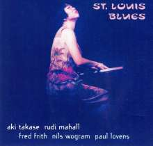 Aki Takase (geb. 1948): St. Louis Blues, CD