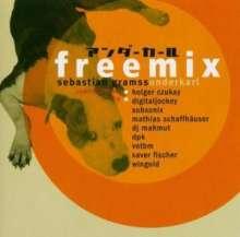 Sebastian Gramss (geb. 1966): Freemix - Second Brain Revisited, CD