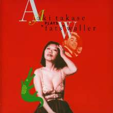 "Aki Takase (geb. 1948): Aki Takase Plays ""Fats"" Waller, CD"