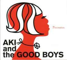 Aki Takase (geb. 1948): Procreation, CD