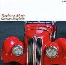 Barbara Mayr: German Songbook, CD