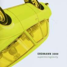 Erdmann 3000: Supermicrogravity, CD