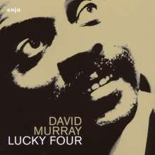 David Murray (geb. 1955): Lucky Four, CD